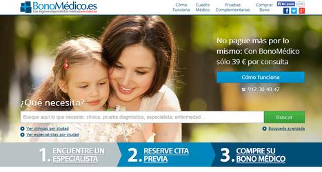 BonoMédico: consultas con especialistas médicos por solo 39 euros ... | Turismo de salud | Scoop.it