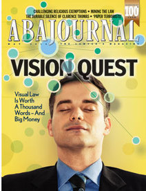 Visual law services are worth a thousand words—and big money - ABA Journal | Legal information design | Scoop.it