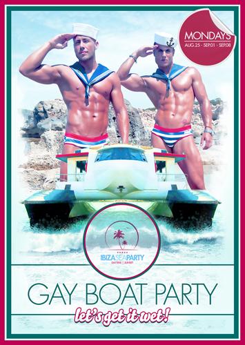 Gay Ibiza - Gay Boat Party | Gay Tours Ibiza | Gay Travel Advice | Scoop.it