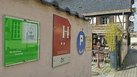 Ecolabel : neuf établissements alsaciens certifiés – - France 3 Alsace | Tourisme durable, eco-responsable | Scoop.it