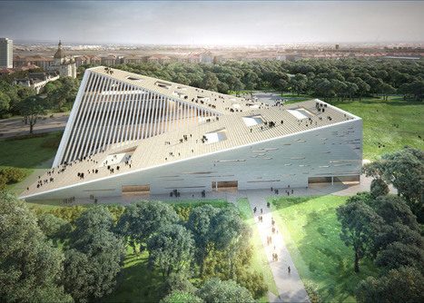 Snøhetta and SANAA win Budapest museum contest | The Architecture of the City | Scoop.it