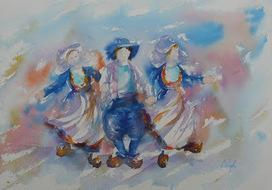 Voyage au coeur des pigments: Entrez dans la danse | Sciences participatives, pratiques collaboratives | Scoop.it