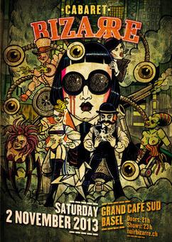 marie meier art blog: Cabaret Bizarre next show | My Artwork | Scoop.it