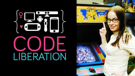 Interview With Phoenix Perry of the Code Liberation Foundation - VGrevolution | Serious gaming | Scoop.it