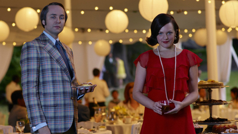 WATCH: 'Mad Men' Final Season Teaser Hints at Peggy and Pete   A2 Media Studies   Scoop.it
