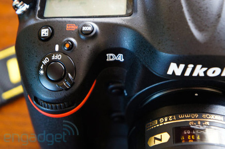 Nikon D4 field review from Engadget | HDSLR | Scoop.it