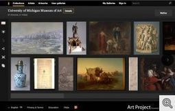 UM among first university art museums to join Google Art Project; aim to ... - U of M News Service | Actualités d'art | Scoop.it