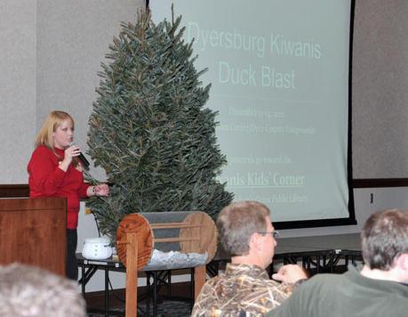 Dyersburg State Gazette: Kiwanis 2nd annual Duck Blast Dinner | Tennessee Libraries | Scoop.it