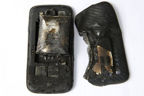 INFO : Son Galaxy S3 prend feu dans sa poche | DS Technological Innovation News Flash N°35 | Scoop.it