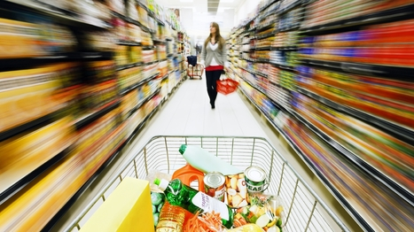 Oxfam Gives Big Food Companies Bad Behavior Grades : NPR | Local Food Systems | Scoop.it