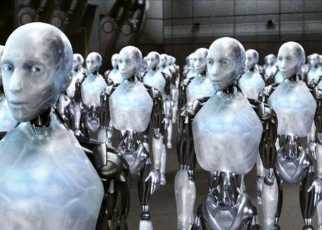 ¿Quitarán los robots el trabajo a las nuevas generaciones? | Innovación y futuro | Scoop.it