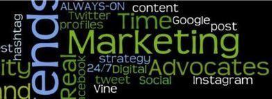 Marketing & médias sociaux : Quelles tendances pour 2014 ? | BiblioMarketing | Scoop.it