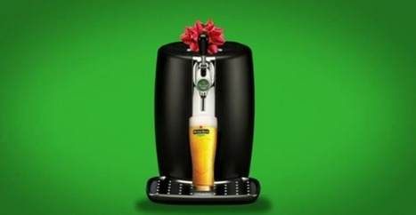 Heineken Launch Brilliant Christmas Gift Campaign On Facebook | Tisanas | Scoop.it