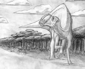 New dinosaur discovered in Mexico had a gigantic nose   Aux origines   Scoop.it