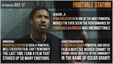Why Fruitvale Station is a Game Changer for Young Black Men | WELCOME TO MY WORLD OF MANY CAUSES | Scoop.it