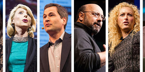 WATCH: 6 Insanely Popular TED Talks To Make 2014 The Best Year Of Your Life | Advisory Ten Talks | Scoop.it