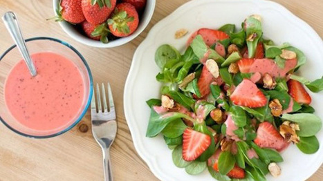14 Spring Salads That Actually Taste Amazing | Healthy Eating - Recipes, Food News | Scoop.it