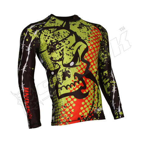 "MMA Rash Guards ""CRUSADER"" Daemon Series 