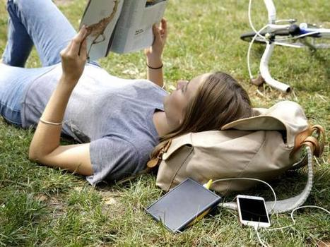8 best solar chargers   BYOD and mobile learning   Scoop.it