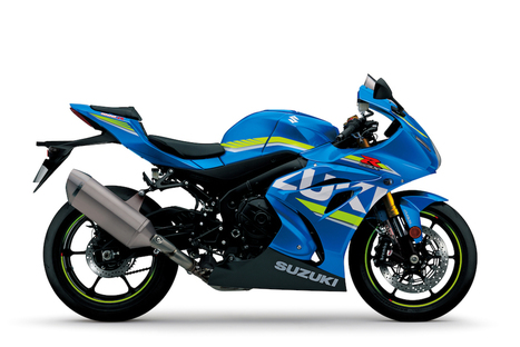 NEW GSX-R1000 CONCEPT HEADLINES EICMA | Motorcycle Industry News | Scoop.it