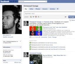 Facebook : la relation profs-élèves au pied du mur - La p@sserelle -Histoire Géographie- | TUICE_Université_Secondaire | Scoop.it