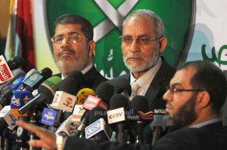 Egypt: Muslim Brotherhood Officials Charged With Incitement to Violence | american politics | Scoop.it