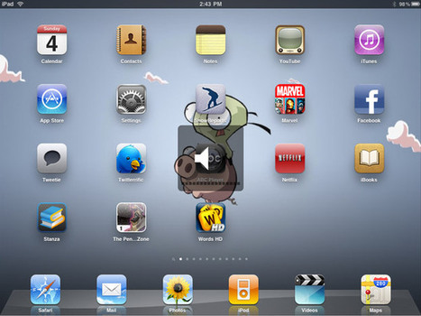 25 Tips to Become an INSTANT iPad Power-User | iPads in Education Daily | Scoop.it