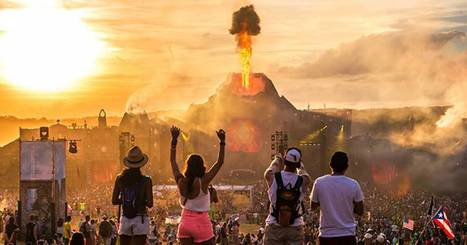 TomorrowWorld may not return in 2016 | DJing | Scoop.it