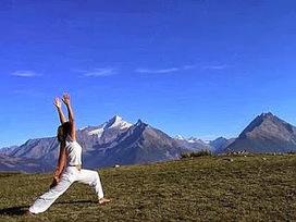 Dieta verde, sport, yoga e meditazione anti-stress... | Lo Yoga spiegato a mia nonna | Scoop.it