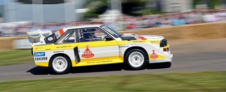 Goodwood Festival of Speed 2011 - Top 20 Cars of Interest | Historic cars and motorsports | Scoop.it