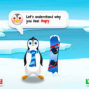Emotional Intelligence for Kids – Positive Penguin | Educational Apps and Beyond | Scoop.it