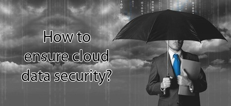 How to ensure cloud data security? | Technology | Scoop.it