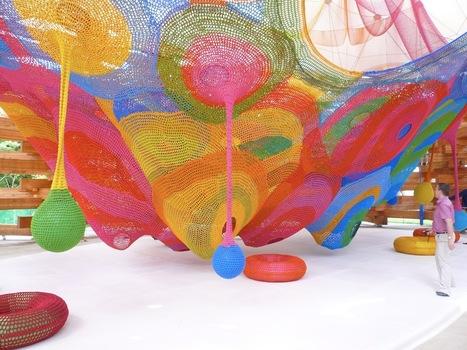 The Jealous Curator » Blog Archive » i'm jealous of toshiko horiuchi macadam   Inspiring Creativity   Scoop.it