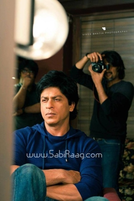 Behind The Scenes Of Shah Rukh Khan's Filmfare Shoot - 5abi Raag | 5th Kabaddi World Cup 2014 – December 6 to December 20 | Scoop.it