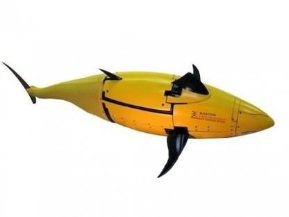 L'US Navy teste un nouveau véhicule sous-marin autonome multimissions ayant la forme d'un thon robotisé   Veille Domaine Naval   Scoop.it