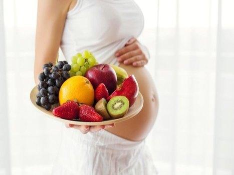 Confirmado: Consumo gestacional de frutas asociado a mejor desempeño cognitivo de los bebés - MiradorSalud | Salud Publica | Scoop.it