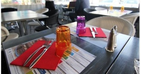 Bretagne : des CV imprimés sur des sets de table des restaurants afin d'aider les chômeurs... C'est l'idée étonnante du Pôle Emploi local, qui semble pourtant très efficace ! | Typographie, Mise en page et ce qui m'intéresse | Scoop.it