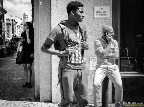 New York Street Photography | Fujifilm X Series APS C sensor camera | Scoop.it