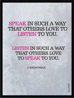 Leadership Listening Skills | Leadership Advice & Tips | Scoop.it