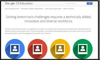 A New Website from Google to Help Students Learn Coding ~ Educational Technology and Mobile Learning | TEFL & Ed Tech | Scoop.it