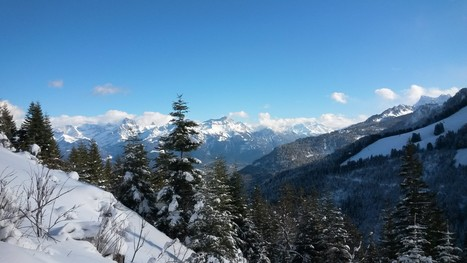 Débuter les raquettes à neige | randoevasionweekend valais | Scoop.it