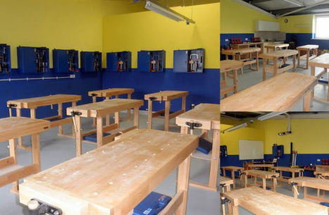 Storeroom's carpentry courses now underway - On The Wight | Basic Carpentry Skills | Scoop.it