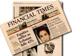 Financial Times se prepara para lanzar su edición única global | Ciberperiodismo | Scoop.it