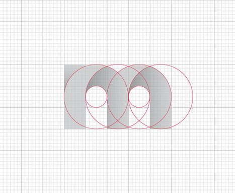 What's a Logo Grid, and Why Should You Use One? | Graphic design | Scoop.it