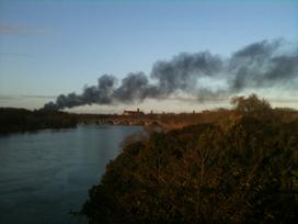 Toulouse incendie d'un entrepôt au nord de la ville   Toulouse La Ville Rose   Scoop.it