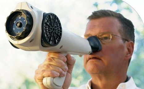 USA Police use 'nose telescope' for cannabis odour mapping [instead of catching criminals!]   Drugs, Society, Human Rights & Justice   Scoop.it