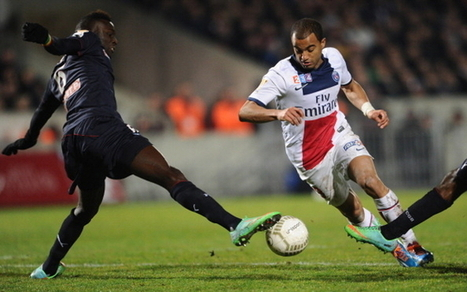 PSG to Offer Brazilian Winger In Cash Plus Player Exchange Offer ... | All | Scoop.it