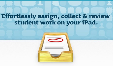 Showbie:Effortlessly assign, collect and your student work on your iPad | mrpbps iDevices | Scoop.it