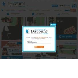 Codes promo La maison du discount valides et vérifiés à la main | codes promo | Scoop.it