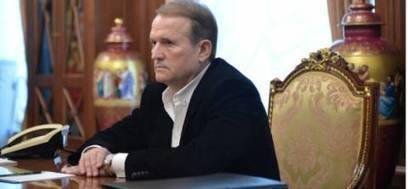 Ukrainian Negotiator Medvedchuk Blasts Kiev on Donbass, Crimea (Video) | Global politics | Scoop.it
